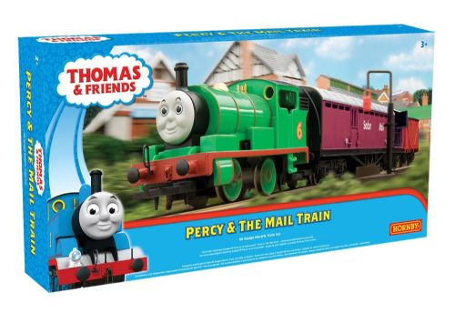R9284 Hornby Thomas & Friends™ - Percy and the Mail Train Set